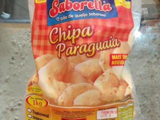 Chipa paraguaia 1 KG