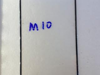 Tela Vidro M10 / M105 - Por Carta Registrada. Consulta Preço
