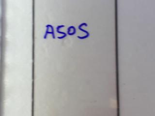 Tela Vidro A50 / A505 - Por Carta Registrada. Consulte Preço