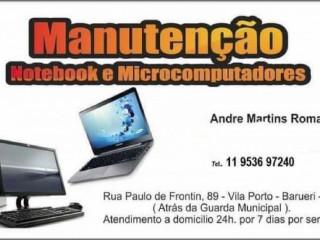 Formatação de computadores  Barueri