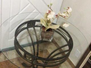 Conjunto Mesa 3 Cadeiras Cozinha Varanda Sala De Jantar - Lindo