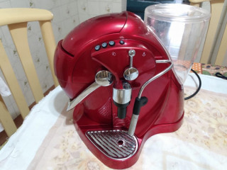 Cafeteira Espresso Gesto Vermelha ..