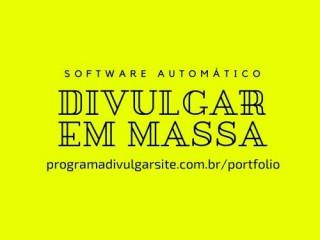 Divulgar em massa usando programas de automação
