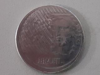 Vendo moeda de 50 centavos rara