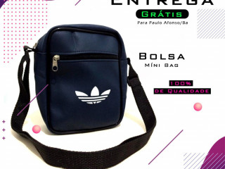 Bolsa Lateral Mini Shoulder Bag Tiracolo Transversal