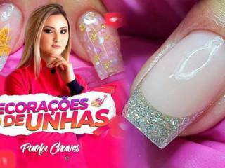 Curso Decorações de unhas com Paola Chaves