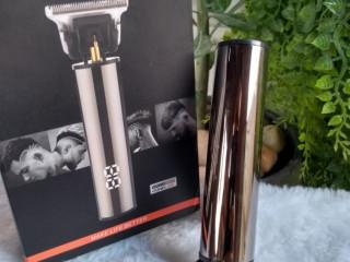 Aparador T9 Display Lcd Homens Navalha Cabelo Styling Removedor 1mm/3m