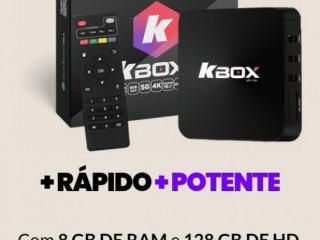 Kbox tv não perca tem venha adquirir o seu para assistir com sua famíl