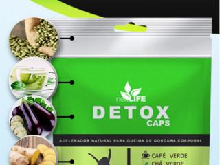 Secador de gordura 100% natural