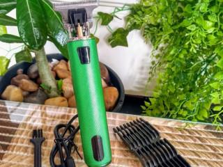 Máquina elétrica usb profissional para corte de Barba/Cabelo/Bigode