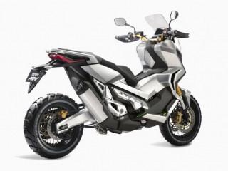 LANÇAMENTO Honda X-ADV