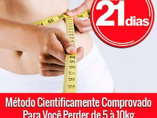 Descubra o método eficiente de perder peso em 21 dias