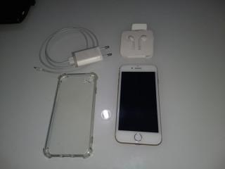 IPhone dourado 32 gigas , 1 mes de uso