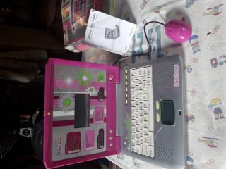 Laptop Infantil novo Pink Power