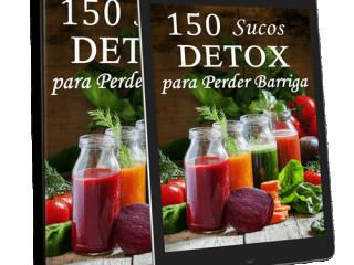 150 Sucos Detox para Perder Barriga