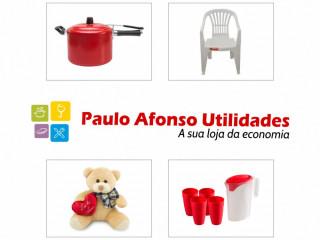 """Paulo Afonso Utilidades """"A sua loja da economia"""""""