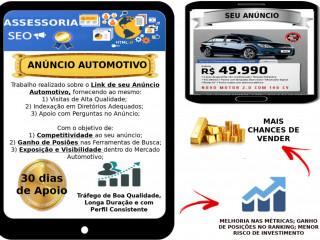Assessoria Seo Anúncio Automotivo /+ Chances De Vender