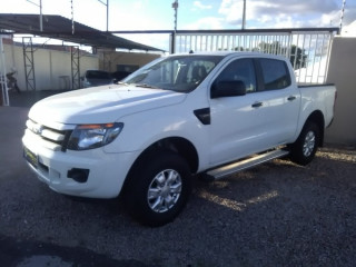 Ford Ranger 2.5 Flex Cd Xlt Completa Branco