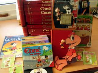 impressionante coleção de quadrinhos em espanhol