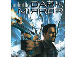 Syphon Filter Dark Mirror PS2 Playstation 2 Jogo Lacrado